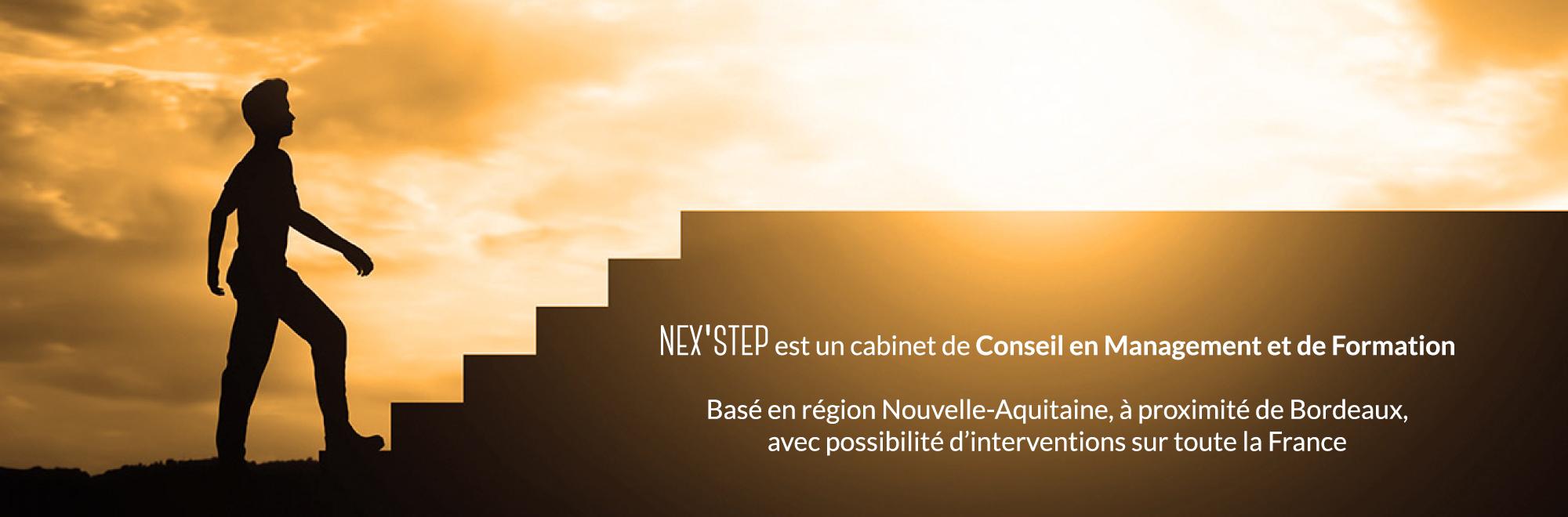 Stéphane Ménez - NexStep - Cabinet Management - Formation - Cabinet Management en entreprise et Formation - Management Bordeaux - Formation Bordeaux